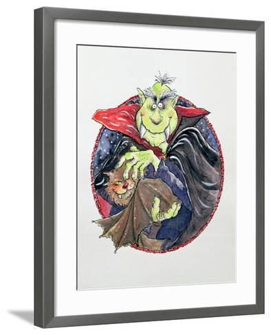 Dracula, 1998-Maylee Christie-Framed Art Print