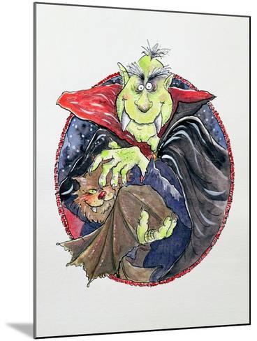 Dracula, 1998-Maylee Christie-Mounted Giclee Print