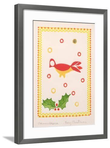 Merry Christmas-Carmen Gracia-Framed Art Print