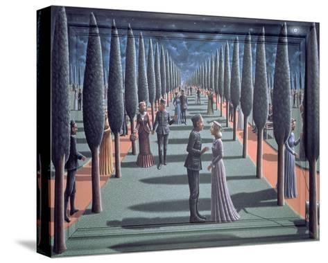 Tryst-P.J. Crook-Stretched Canvas Print