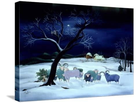 Silent Night, Holy Night, 1995-Magdolna Ban-Stretched Canvas Print