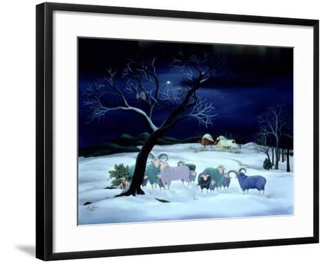 Silent Night, Holy Night, 1995-Magdolna Ban-Framed Art Print