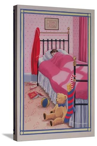 Christmas Dawn-Lavinia Hamer-Stretched Canvas Print