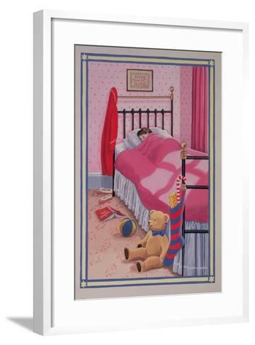 Christmas Dawn-Lavinia Hamer-Framed Art Print