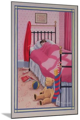 Christmas Dawn-Lavinia Hamer-Mounted Giclee Print