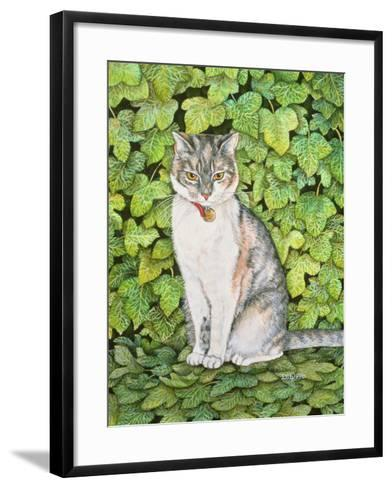 Ivy-Ditz-Framed Art Print