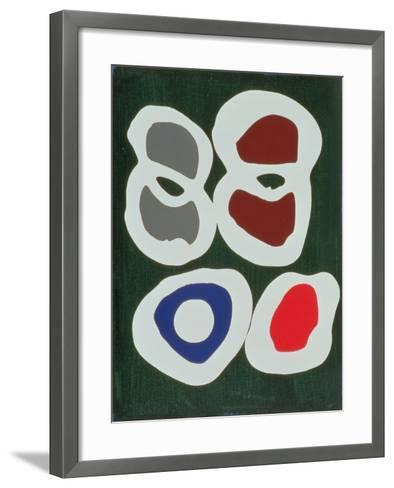 Cross-Cut, 1998-Colin Booth-Framed Art Print