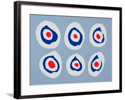 Revolver, 1998-Colin Booth-Framed Art Print