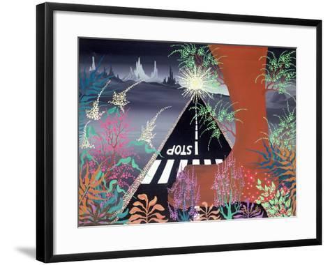I Hope the Jungle Never Dies-Herbert Hofer-Framed Art Print