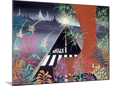 I Hope the Jungle Never Dies-Herbert Hofer-Mounted Giclee Print