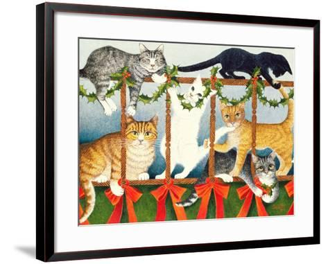Party Games-Pat Scott-Framed Art Print