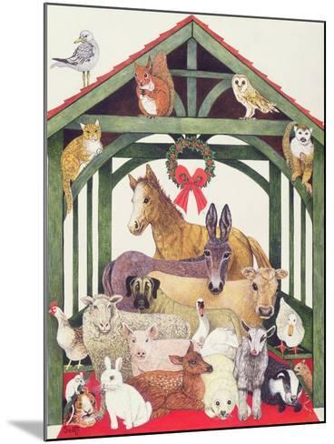 Sheltered-Pat Scott-Mounted Giclee Print