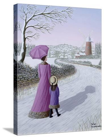Almost Home, 1996-Peter Szumowski-Stretched Canvas Print
