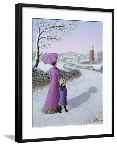 Almost Home, 1996-Peter Szumowski-Framed Art Print