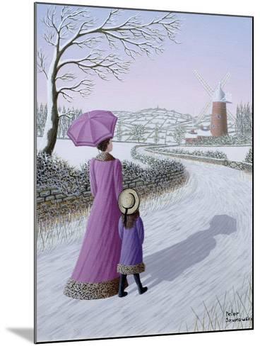 Almost Home, 1996-Peter Szumowski-Mounted Giclee Print