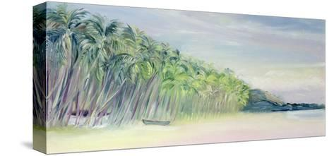 Coco Beach, Goa, India, 1997-Sophia Elliot-Stretched Canvas Print