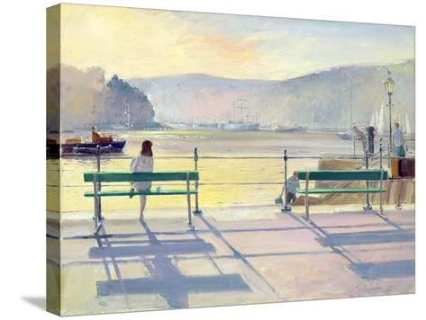 Harbour View, 1991-Timothy Easton-Stretched Canvas Print
