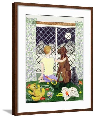 Friends Forever-Pat Scott-Framed Art Print