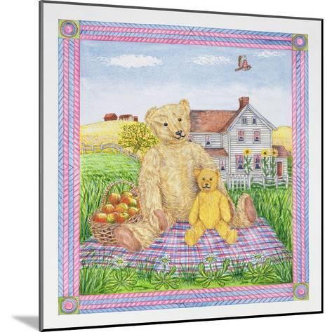 The Teddy Bears' Picnic-Catherine Bradbury-Mounted Giclee Print