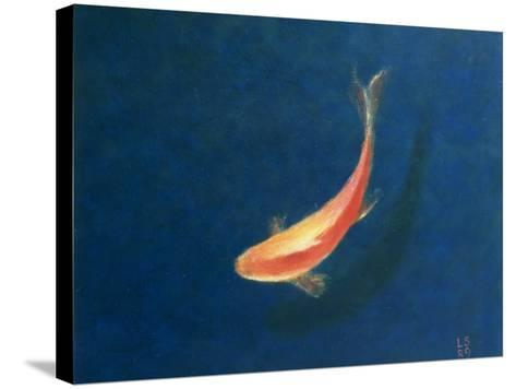 Goldfish-Lincoln Seligman-Stretched Canvas Print