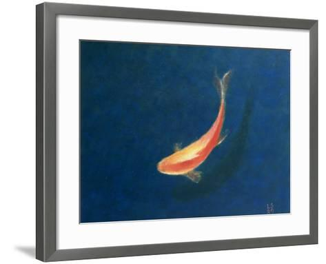 Goldfish-Lincoln Seligman-Framed Art Print