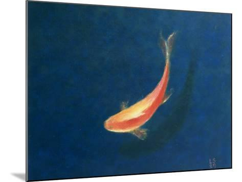 Goldfish-Lincoln Seligman-Mounted Giclee Print