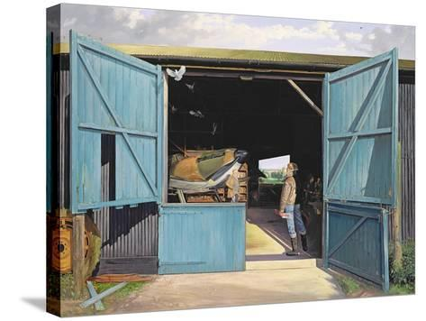 Restoration-Timothy Easton-Stretched Canvas Print