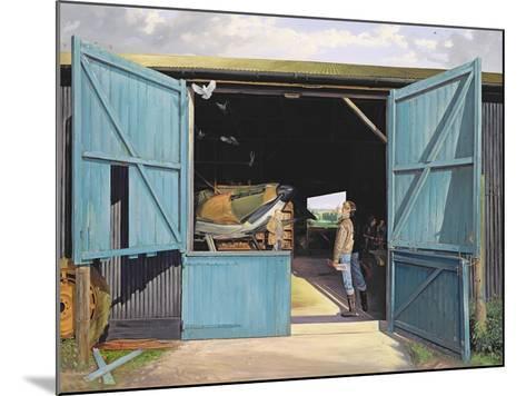 Restoration-Timothy Easton-Mounted Giclee Print