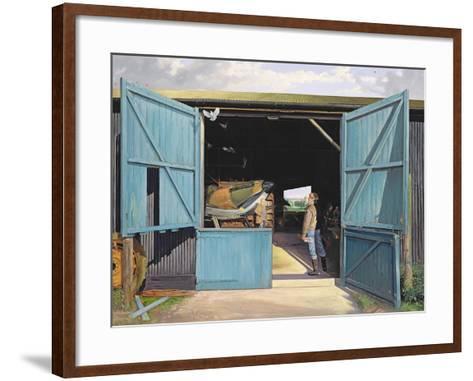 Restoration-Timothy Easton-Framed Art Print
