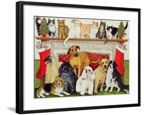 Great Expectations-Pat Scott-Framed Art Print