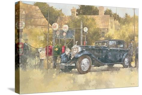 Continental Phantom 2, 1994-Peter Miller-Stretched Canvas Print