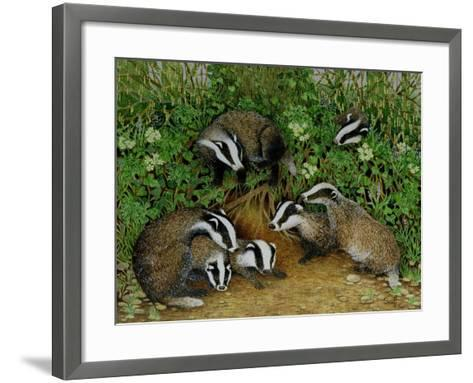 Setting Out-Pat Scott-Framed Art Print