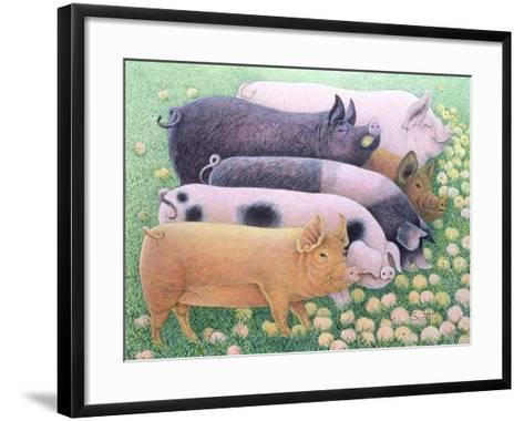 Pure Pleasure-Pat Scott-Framed Art Print