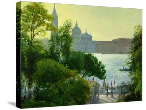 San Giorgio, Venice-Timothy Easton-Stretched Canvas Print