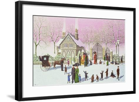 Closing Time-Peter Szumowski-Framed Art Print