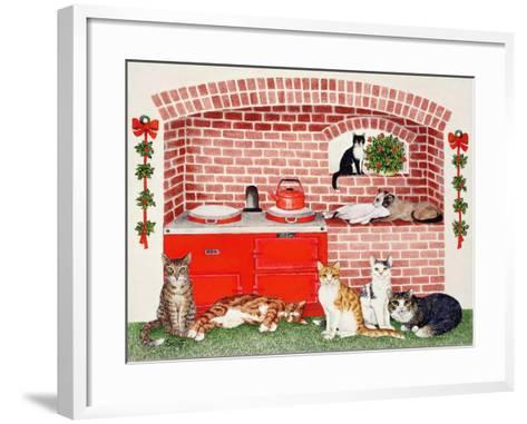 A Warm Place-Pat Scott-Framed Art Print