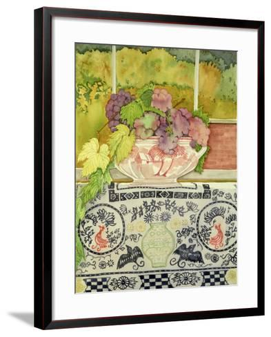 Autumnal Bouquet-Lillian Delevoryas-Framed Art Print