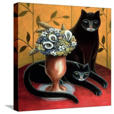 The Good Life-Jerzy Marek-Stretched Canvas Print