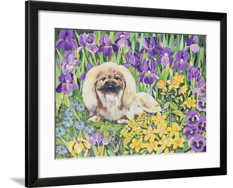 Wilma-Hilary Jones-Framed Art Print