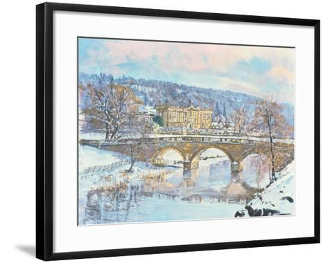 Chatsworth - Solitude, 1995-Martin Decent-Framed Art Print