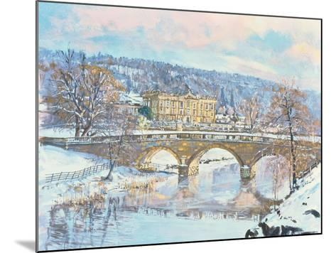 Chatsworth - Solitude, 1995-Martin Decent-Mounted Giclee Print