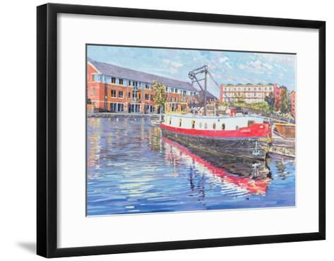 Reflection and Regeneration, 1999-Martin Decent-Framed Art Print