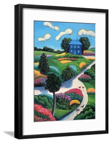 Bird Paradise-Jerzy Marek-Framed Art Print