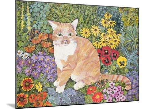The Carpenter's Cat-Hilary Jones-Mounted Giclee Print
