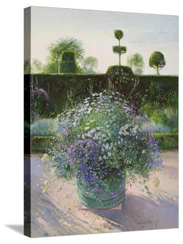 Centrepiece, 1995-Timothy Easton-Stretched Canvas Print