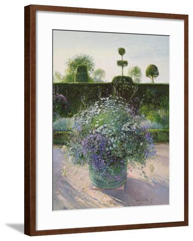 Centrepiece, 1995-Timothy Easton-Framed Art Print