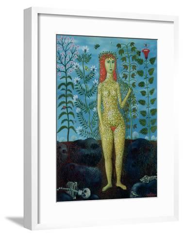 Eve, 1981-Tamas Galambos-Framed Art Print