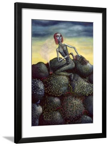 Job-Tamas Galambos-Framed Art Print