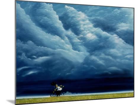 Heaven Can Wait-Stephane Poulin-Mounted Giclee Print
