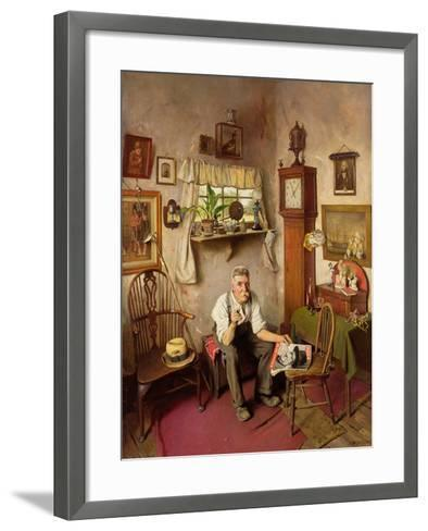 He\'s Worth Framing\', C.1943 Giclee Print by Charles Spencelayh | the ...
